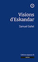 Couverture de Visions d'Eskandar