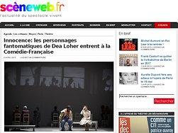 Les personnages fantomatiques de Dea Loher entrent à la Comédie-Française