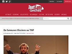 De fameuses Illusions au TNP