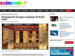 Le japon magique de Bazil Twist