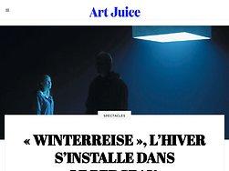 """""""Winterreise"""", l'hiver s'installe dans le berceau"""