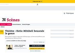 Katie Mitchell bouscule le genre