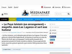 « Le Pays lointain (un arrangement) » magnifie Jean-Luc Lagarce et sert son humour