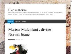 Marion Malenfant, divine Norma Jeane