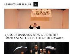 «Jusque dans vos bras», l'identité française selon Les Chiens de Navare