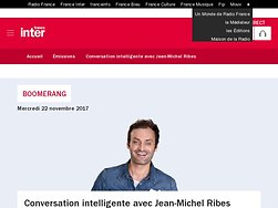 Conversation intelligente avec Jean-Michel Ribes