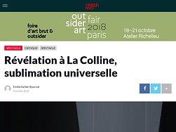 """""""Révélation""""sublimation universelle -"""