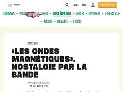 «Les Ondes magnétiques», nostalgie par la bande