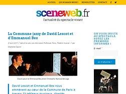 La Commune jazzy de David Lescot et d'Emmanuel Bex