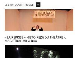 """""""La Reprise – Histoire(s) du théâtre"""", magistral Milo Rau"""