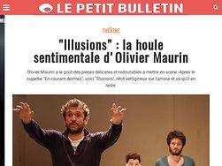 La houle sentimentale d'Olivier Maurin