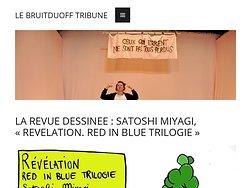 La Revue dessinée :«Révélation Red in Blue Trilogie»