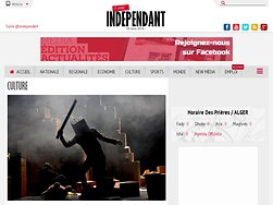 La guerre de libération sur les planches parisiennes