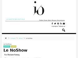 Le NoShow  ajusté chaque soir à la recette de billetterie