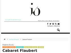 Cabaret Flaubert