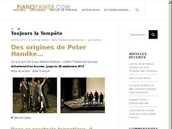 Des origines de Peter Handke…
