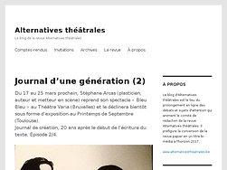 Journal d'une génération (2)