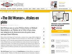«The Old Woman», étoiles en piste