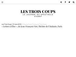 « Lettres à Élise », La Grande Guerre en toutes lettres
