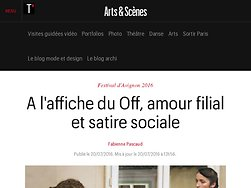 Amour filial et satire sociale