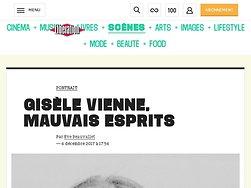 Gisèle Vienne, mauvais esprits