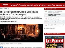 Hakim Bah, de la Guinée à la ruée vers l'or des neiges