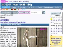 La danse libérée d'Aurélien Bory