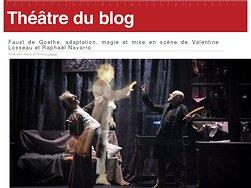 Entre la magie du théâtre et le théâtre de la magie