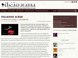 La Traviata dans la tourmente