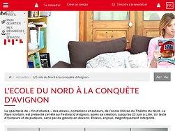 L'Ecole du Nord à la conquête d'Avignon