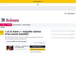 «A la trace» : enquête autour d'un secret familial