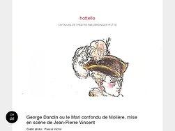 Dandin dans George Dandin est un niais