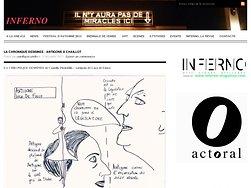 La Chronique Dessinée : Antigone à Chaillot