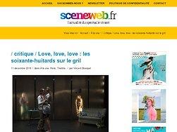 Love, love, love : les soixante-huitards sur le gril