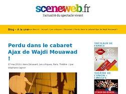 Perdu dans le cabaret Ajax de Wajdi Mouawad