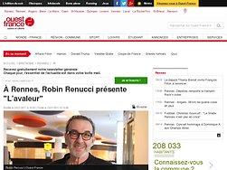 "Robin Renucci présente ""L'avaleur"""