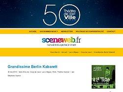 Grandissime Berlin Kabarett