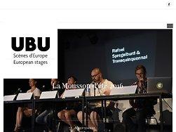 La Mousson d'été 2016 – Ubu – Scènes d'Europe