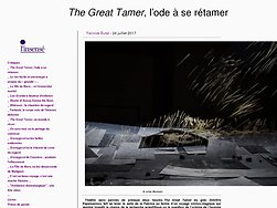 The Great Tamer, l'ode à se rétamer.