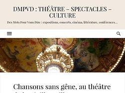 Chansons sans gêne, au théâtre de la Vieille Grille