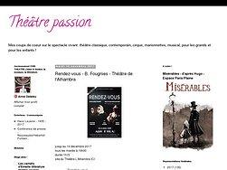 Théâtre passion