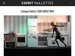 War Sweet War
