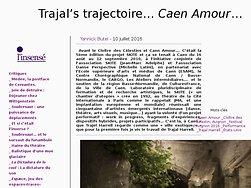 Trajal's trajectoire… Caen Amour…