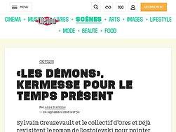 «Les Démons», kermesse pour le temps présent
