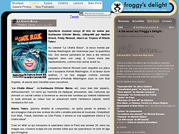La Chatte Bleue -FROGGY'S DELIGHT