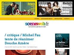 Michel Fau tente de réanimer Douche Amère