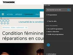 Condition féminine : attention, réparations en cours !