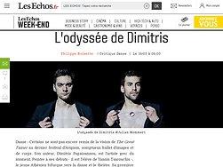 L'odyssée de Dimitris