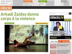 Arkadi Zaides donne corps à la violence