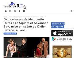 Deux visages de Marguerite Duras